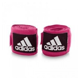 Adidas Boxing Hand Wraps, pink, 255 cm, Adidas