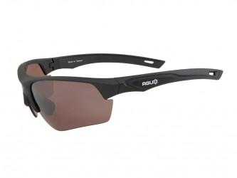 AGU Medina HD - Sports- og cykelbriller med 3 sæt linser - Sort
