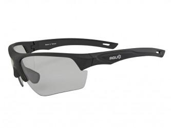 AGU Medina - Sports- og cykelbrille med fotokromiske linser - Sort