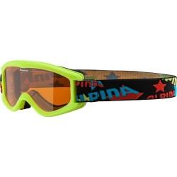 Alpina Carvy 2.0 Skibriller Børn, lime