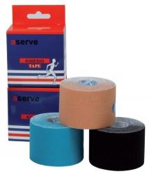 Aserve Kinesiologi Tape Hudfarve (5cm x 5m)