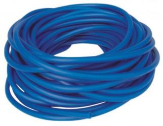 Aserve Latexfri Tubing Træningselastik Heavy Blå 7,5m