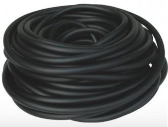 Aserve Latexfri Tubing Træningselastik X-Heavy Sort 30m