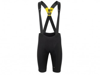 Assos Equipe RS Spring Fall Bib S9 - Cykelshorts m. pude - Sort - Str. XLG