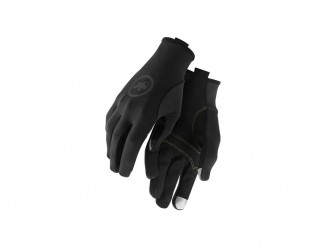 Assos Spring Fall Gloves - Cykelhandsker - Sort - Str. XL