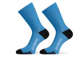 Assos XC Socks - Cykelstrømpe - Blå - Str. 0