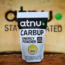 ATNU Carbup energipulver lemon med elektrolytter 1kg