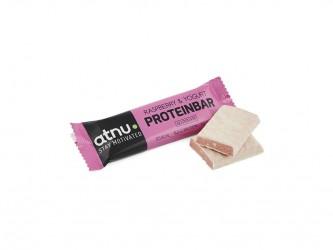 Atnu Proteinbar - Hindbær - 50 gram