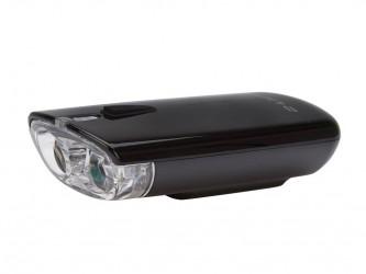 Atredo D.Light CG120 - Forlygte med batteri - 2 LED pærer - Med klik beslag