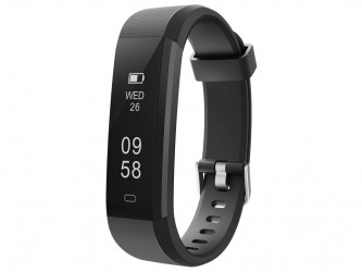 Atredo - Smartwatch - 115 Plus - Farveskærm - Sort