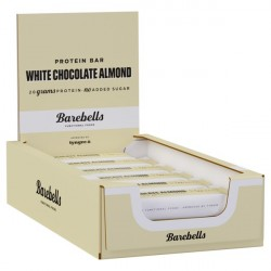 Barebells White Chocolate Almond (12x55g)