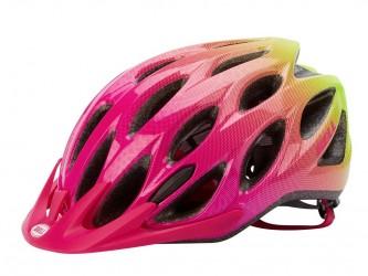 Bell Helmets Bell Charger - Cykelhjelm - Str. 50-57 cm - Pink/Neongul