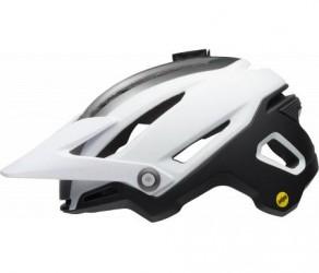 Bell Helmets Bell Sixer Mips - Cykelhjelm - Hvid/Sort