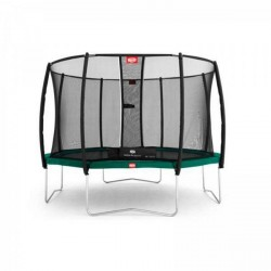 Berg trampolin Favorit inkl. sikkerhedsnet Deluxe 430 cm