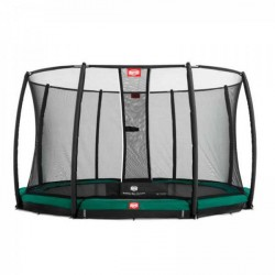 Berg trampolin InGround Favorit inkl. sikkerhedsnet Deluxe 330 cm