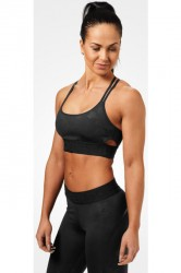 Better Bodies Astoria Sports Bra Black Camo