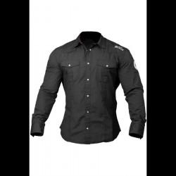 Better Bodies BB Men's Flex Shirt Black