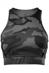 Better Bodies Chelsea Halter Dark Camo