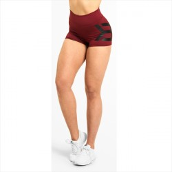 Better Bodies Gracie Hotpants Sangria Red
