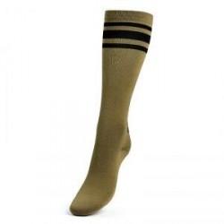 Better Bodies Knee Socks, military green, Better Bodies