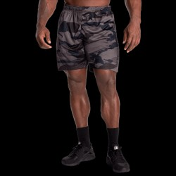 Better Bodies Loose Function Shorts Dark Camo