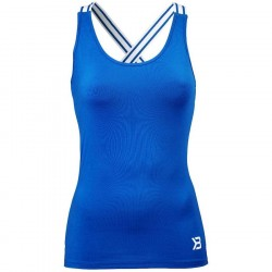 Better Bodies Performance Shape Top Strong Blue