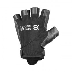 Better Bodies Pro Gym Gloves Black