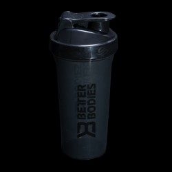 Better Bodies Shaker 0.7L Black