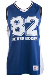 Better Bodies Tip-Off Tank Navy