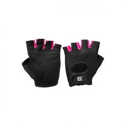 Better Bodies Womens Training Gloves Black/Pink