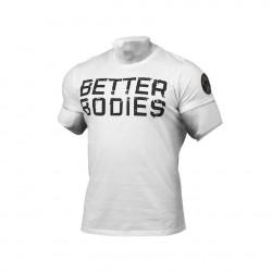 Betterbodies Basic Logo Tee White