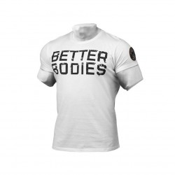 Betterbodies Basic Logo Tee White