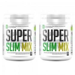 Bio Super Slim Mix Slankepulver - 2x