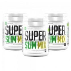 Bio Super Slim Mix Slankepulver - 3x