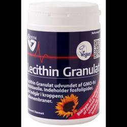 Biosym Lecithin Granulat Solsikkeolie 400g