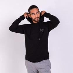 BM Hooded Long Sleeve Black