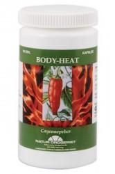 Body Heat kapsler 400 mg cayennepeber 90 caps