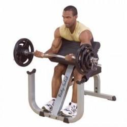 Body-Solid Scott Curl Bench GPCB329, Body-Solid