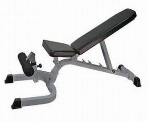 BodyCraft træningsbænk Deluxe F602