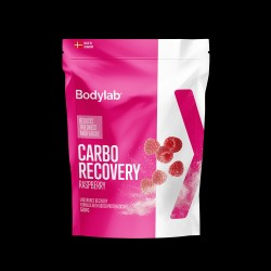 Bodylab Carbo Recovery (500 g) - Raspberry