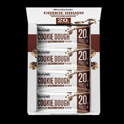 Bodylab Minimum Deluxe Protein Bar (12 x 65 g) - Cookie Dough