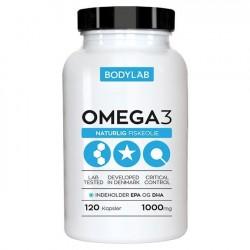Bodylab Omega 3 (1x120 stk.)