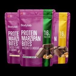 Bodylab Protein Marzipan Bites (150 g)