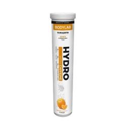 Bodylab Tablets 20 stk. med Caffeine Orange