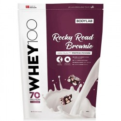 Bodylab Whey100 Rocky Road 1kg Limited Edition