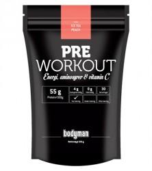 Bodyman Pre Workout Ice Tea Peach
