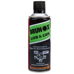 Brunox Lub & Core Spray til Spinningcykler 400 ml.