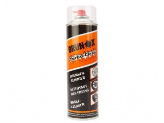 Brunox - Turbo clean - Brake cleaner - Bremserens- 500 ml