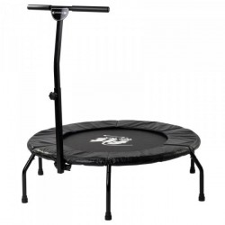 cardiostrong Fit For Fun-fitnesstrampolin fra cardiostrong 125 cm