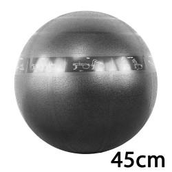 cPro9 ABS Guide Træningsbold 45 cm Sort